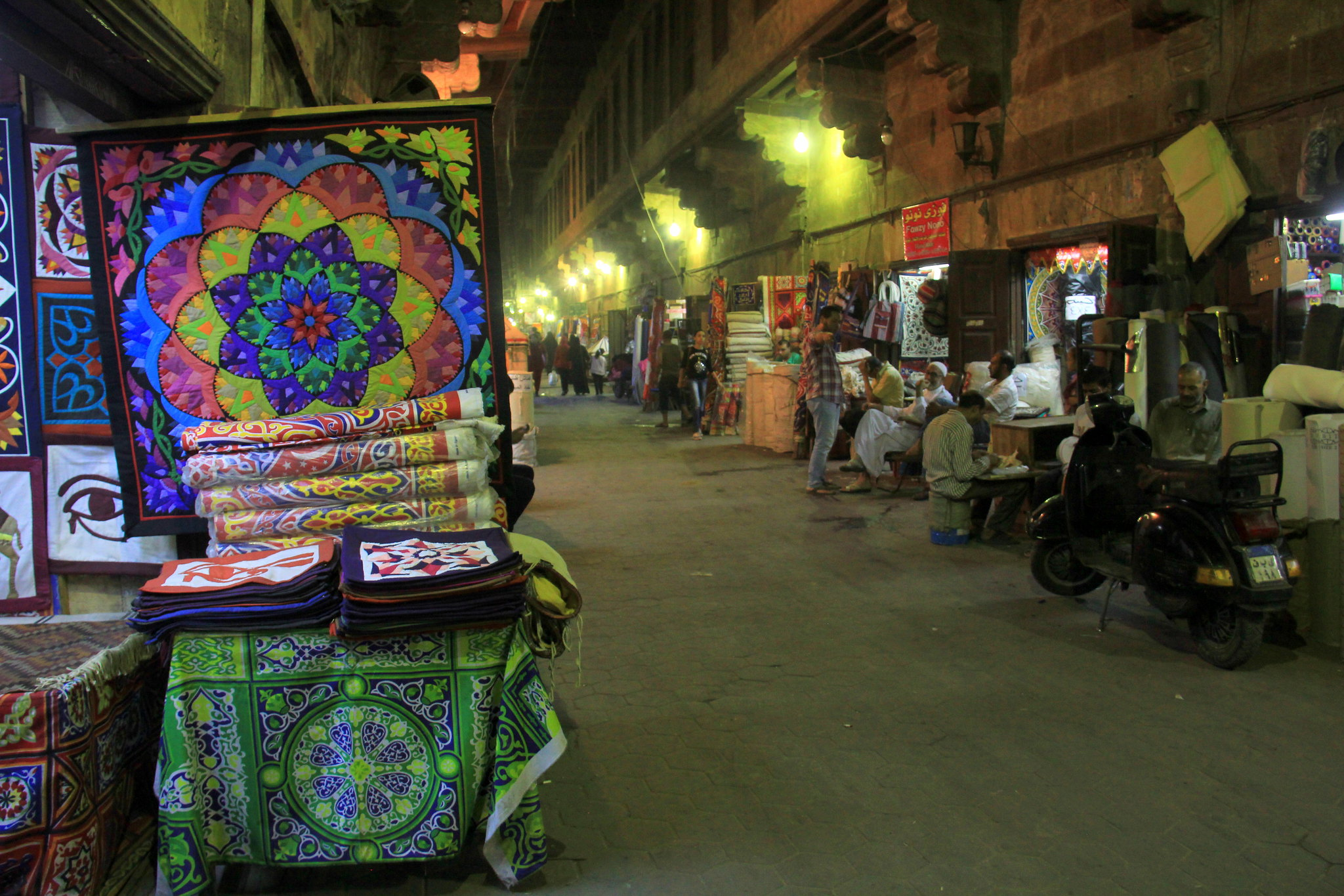 The markets are best places for Cairo street photography