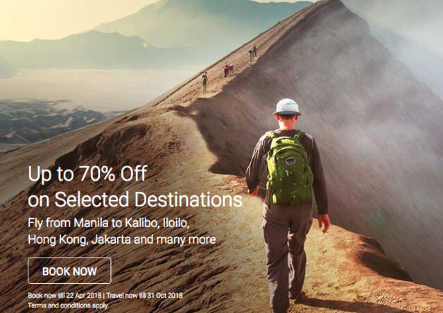 Up to 70% Off AirAsia Promo
