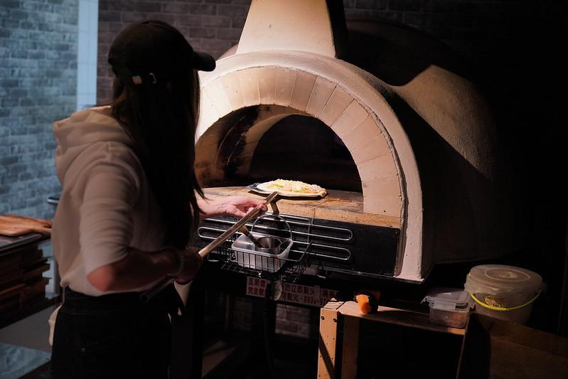 噗滋手工窯烤披薩 (3)