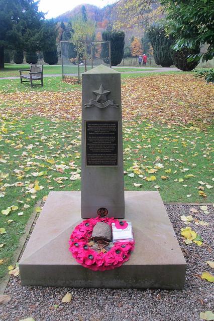 Dunkeld Memorial