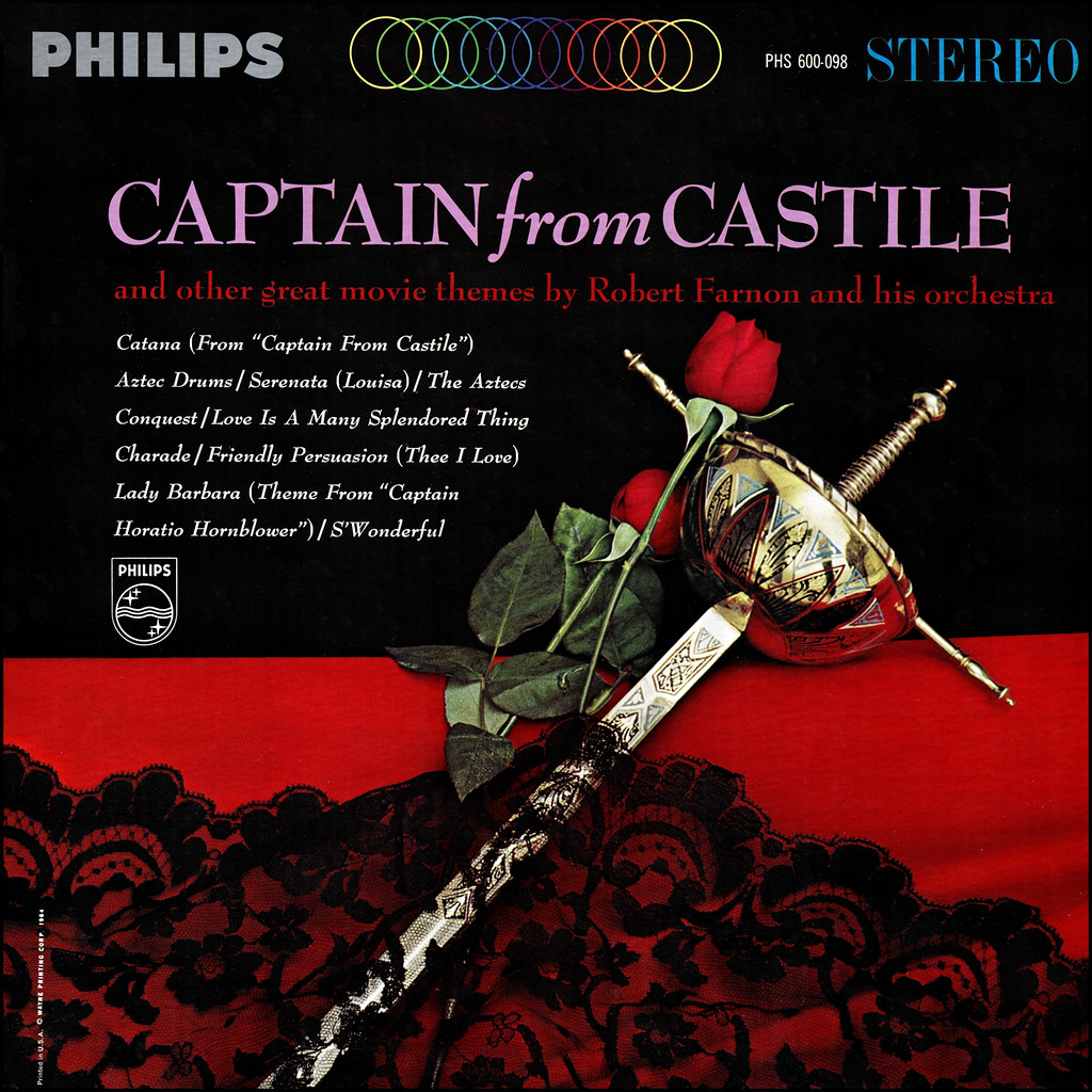Robert Farnon - Captain from Castile and Other Great Movie Themes