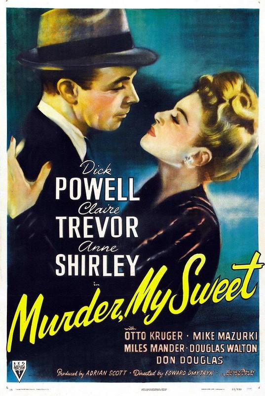 Murder, My Sweet - Poster 1