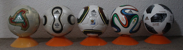 FIFA World Cup Ball Collection