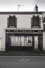 Bar avenue du Général de Gaulle - Désertification