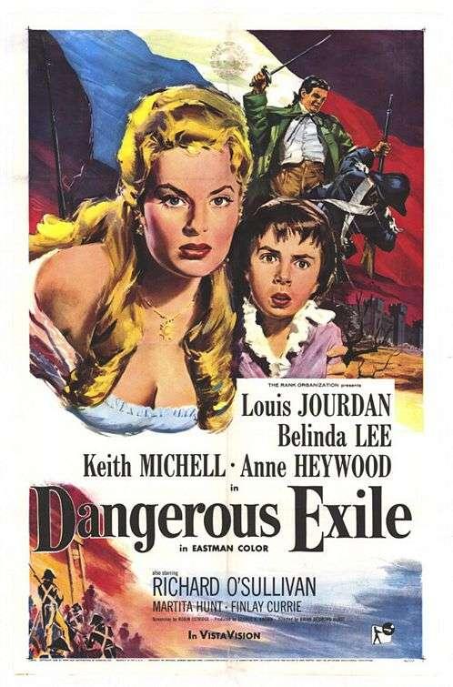 Dangerous Exile - Poster 2