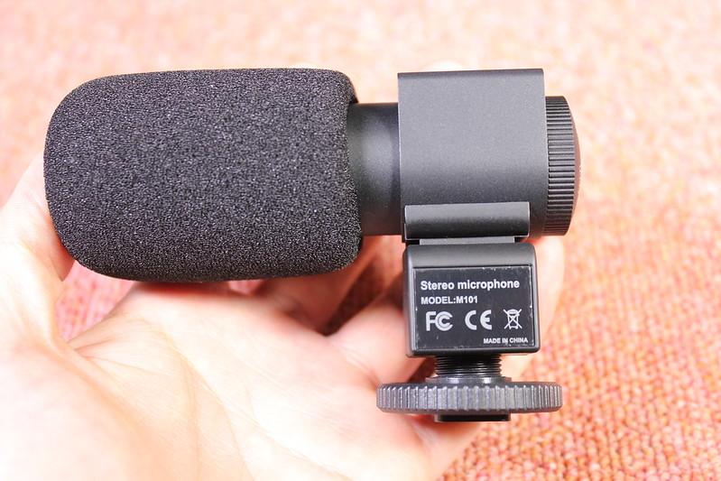 TOMTOP Andoer 4K ビデオカメラ 開封レビュー (71)