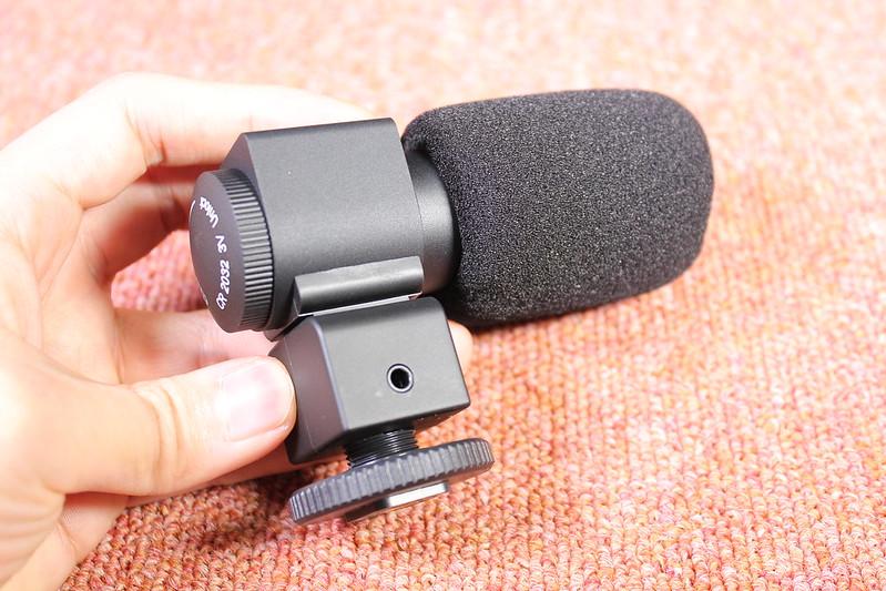 TOMTOP Andoer 4K ビデオカメラ 開封レビュー (68)