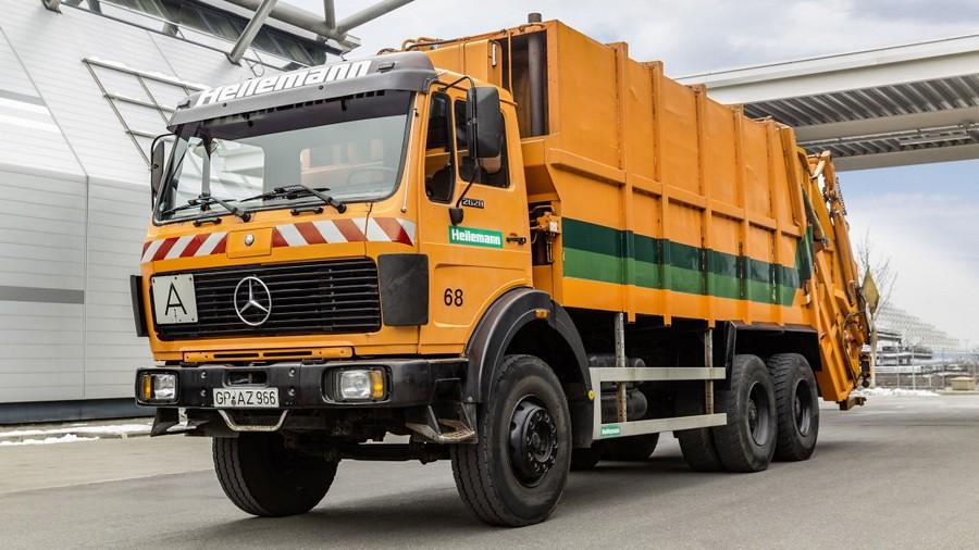 Mercedes-Benz 2628 6x4