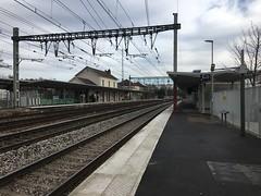 RATP RER Épinay-sur-Orge Ligne C station - Photo of Étiolles