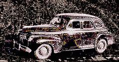 1941 Chevrolet AG Master Deluxe
