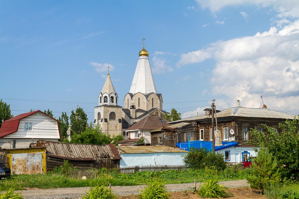 Старообрядческий храм Святой Троицы В Балакове фото 011_1696