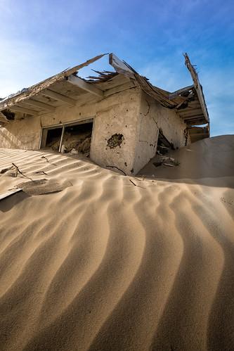 Submerging Sands