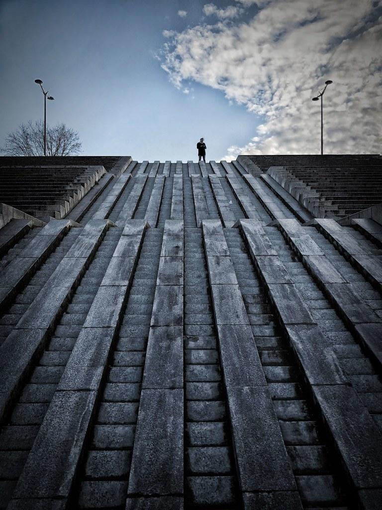 Bercy - On the Edge