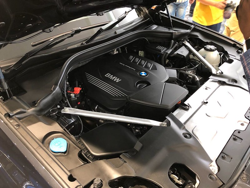 2018 BMW X3 Launch