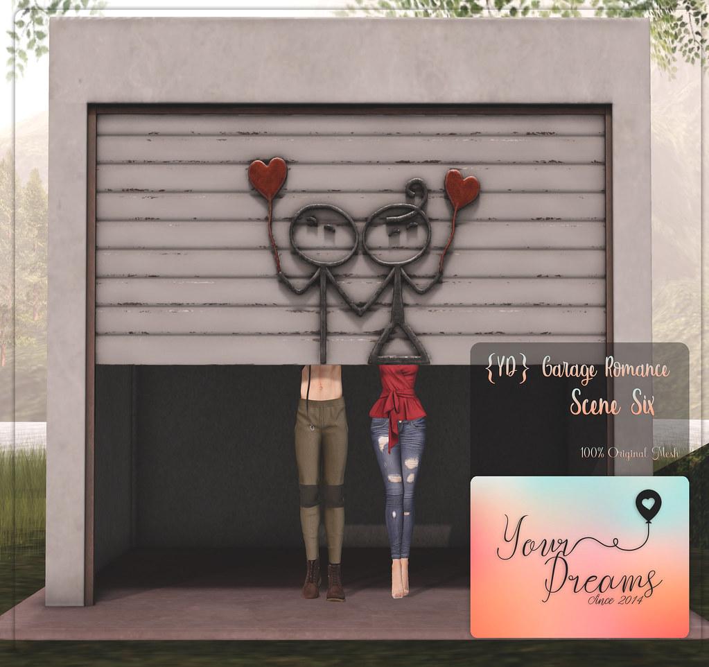 {YD} Garage Romance - Scene Six - TeleportHub.com Live!