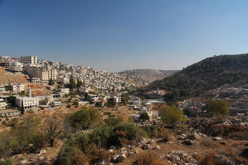 """Острие бритвы - прогулка между Израилем и """"Палестиной"""""""