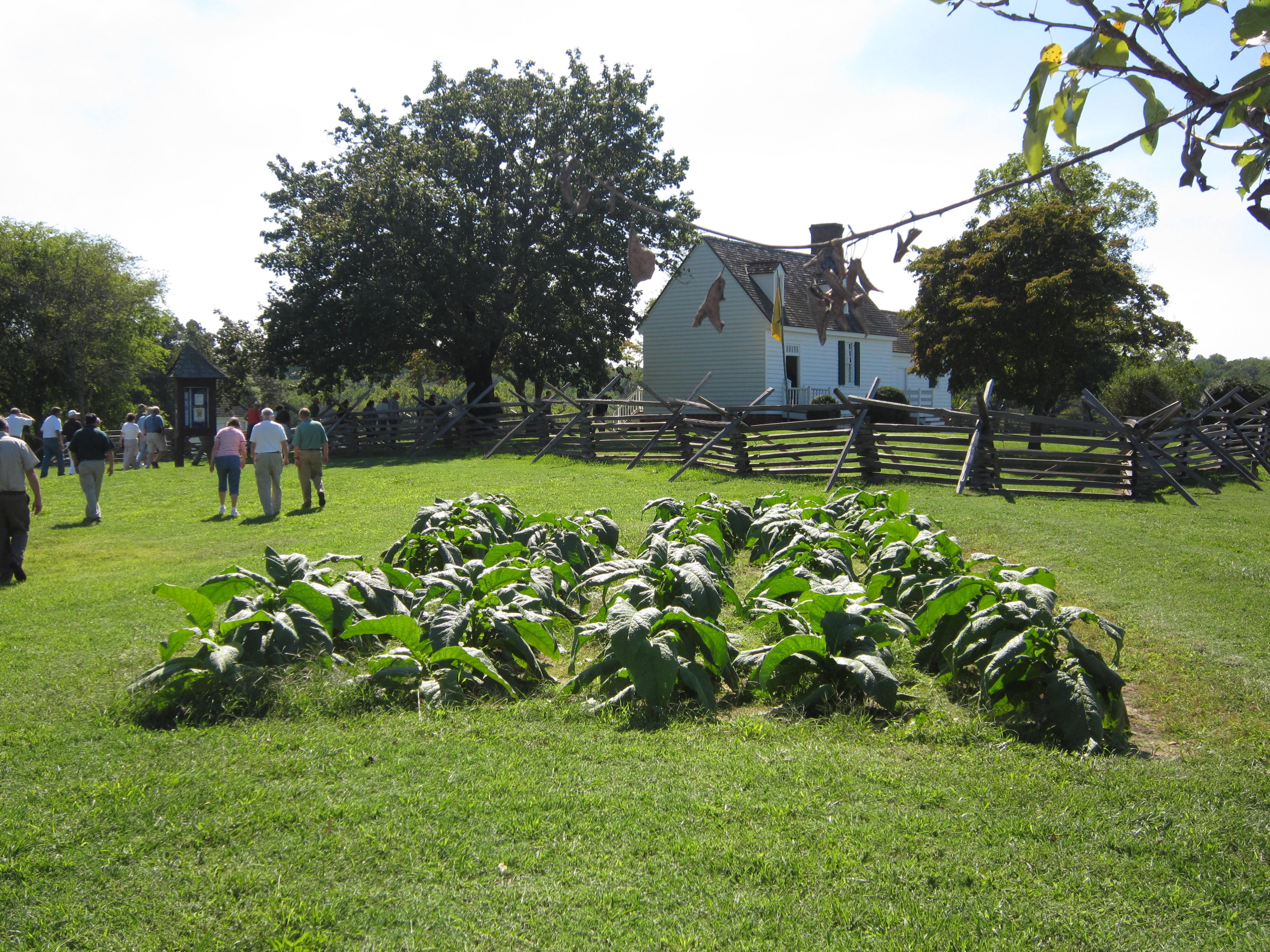Hillsman Farm House. Photo taken on September 13, 2012.