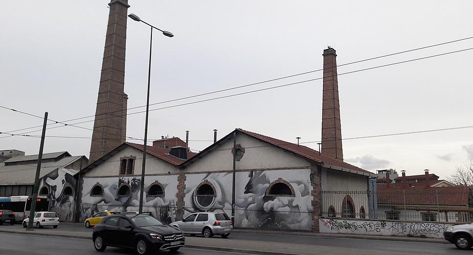 Gazi in Athene | Mooistestedentrips.nl