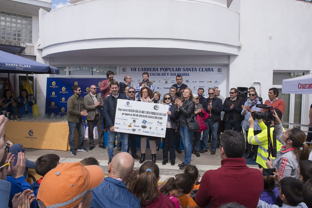 VII Carrera popular, escolar y solidaria premios