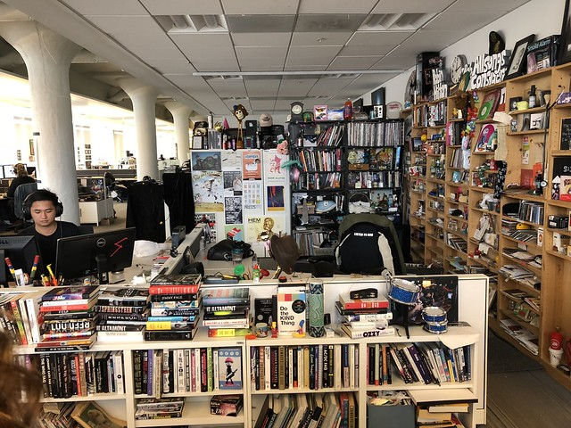 NPR Tiny Desk