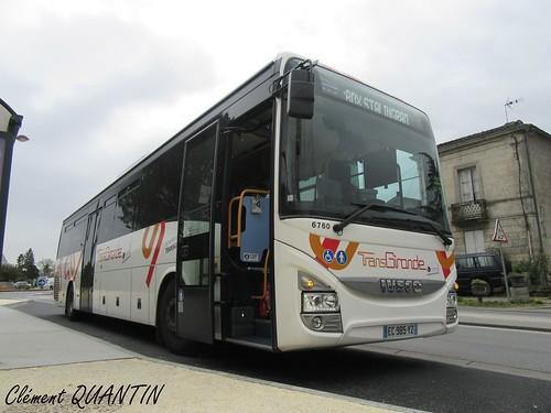 IVECO BUS Crossway Pop - 6760 - Citram Aquitaine