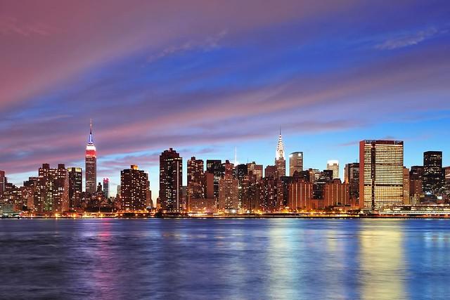 Tableau New York La Magnifique Recollection