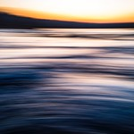 Sunrise abstraction
