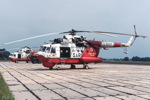 Darlowo 2001 : Polish navy Mi-14PS 5137