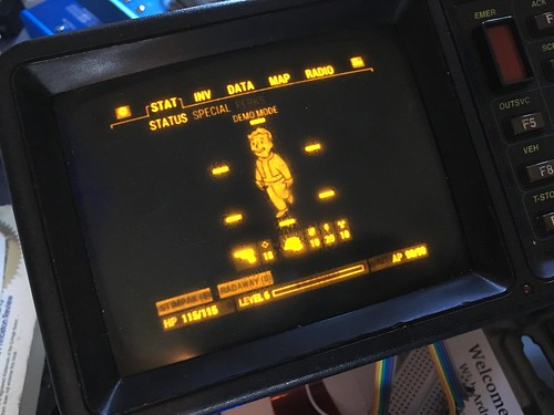 Pipboy demo