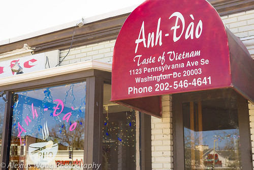 Anh Dao, Washington DC