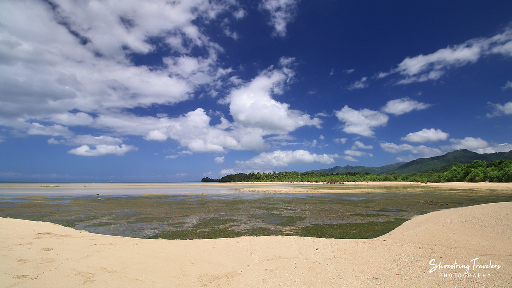 Amenia Beach in Virac, Catanduanes