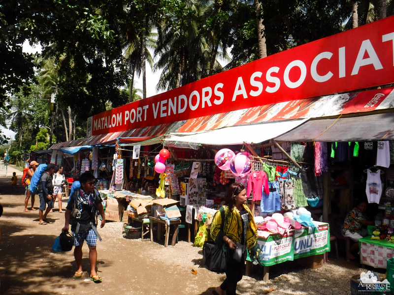 Matalom Port Vendors