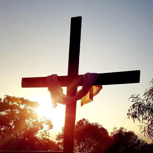Easter morning sunrise