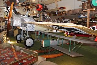 Fokker E III Eindecker (reproduction)
