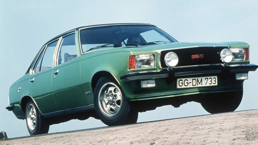 Opel-Commodore 1972