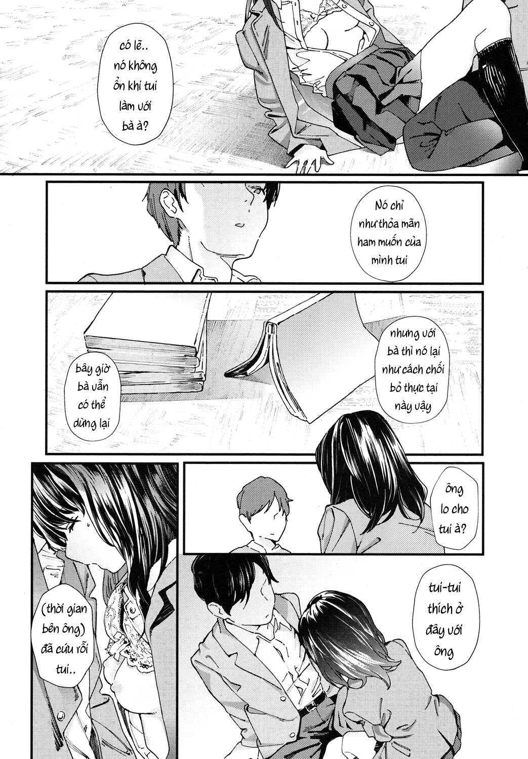 HentaiVN.net - Ảnh 16 - Hijitsuzai Shounen Shoujo - Reality, Boy & Girl - Oneshot