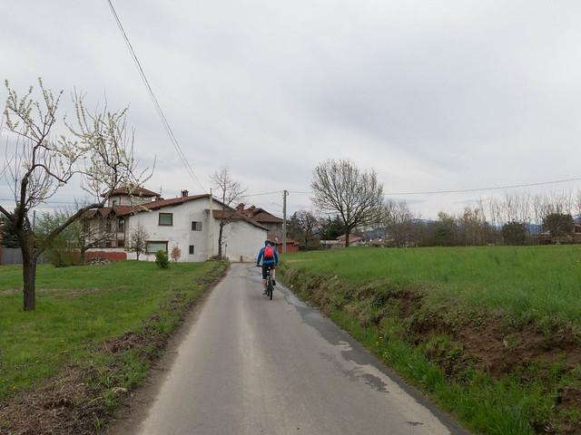 MTB in bassa Val Pellice - 15/04/18