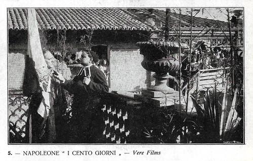 I cento giorni (1914)