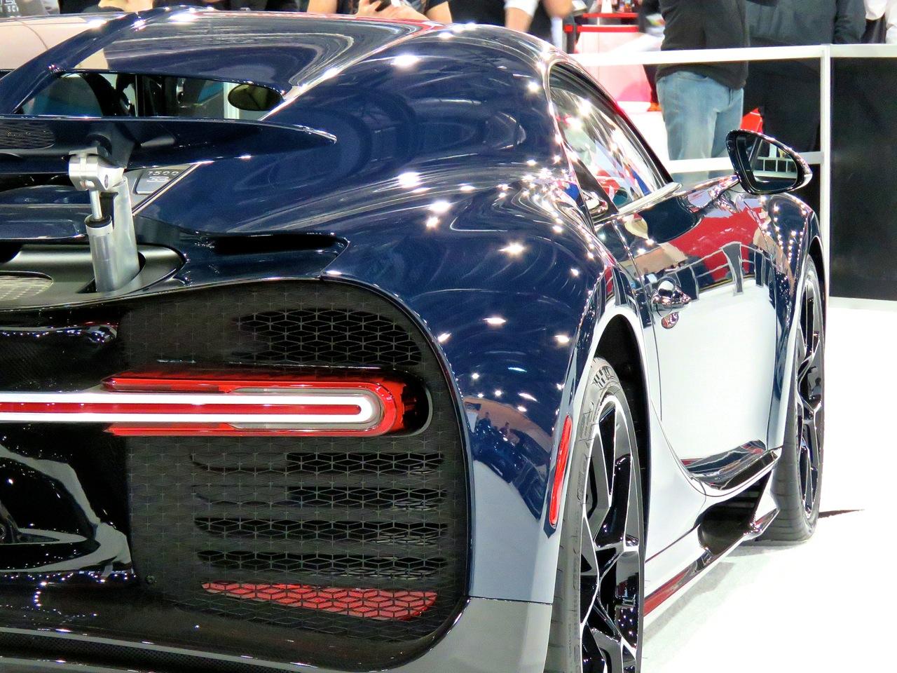 Bugatti Chiron Philly 2