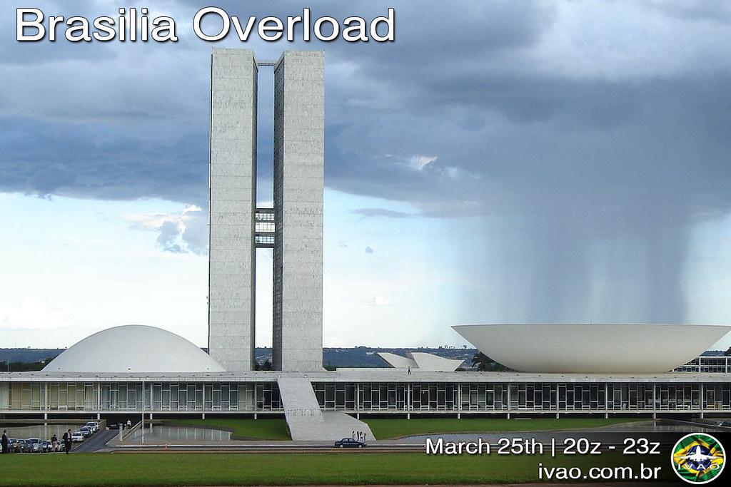 Brasilia Overload
