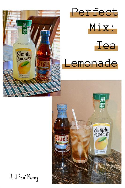 Perfect Mix Tea Lemonade