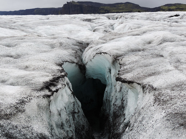 Sólheimajökull, Southern Iceland
