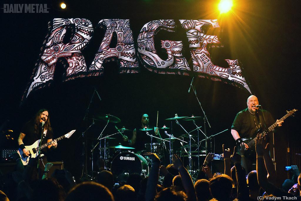 Rage | Atlas | 18.03.18