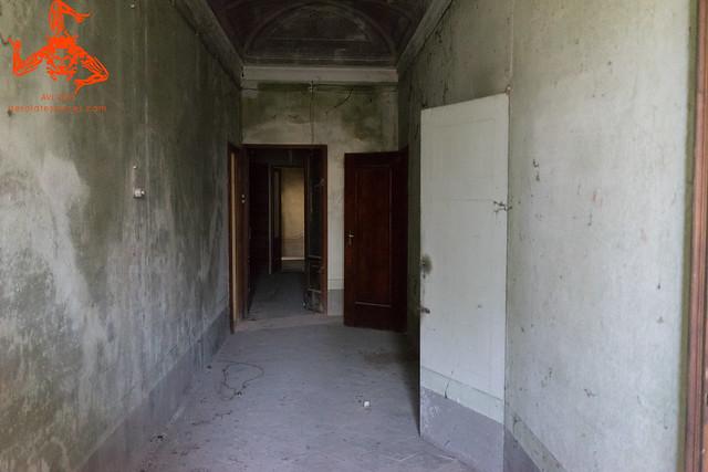 Villa affrescata Correggio