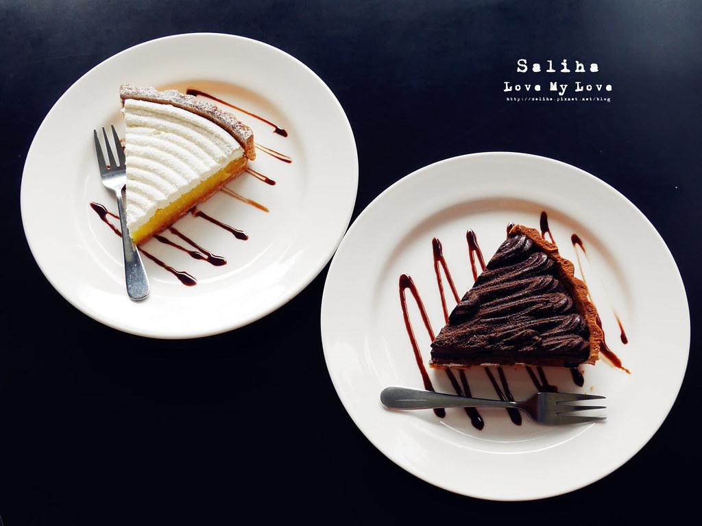 淡水老街景觀餐廳Pescador Cafe 漁夫先生蛋糕下午茶咖啡 (3)