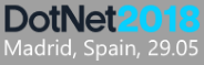 DotNet 2018, Madrid Spain
