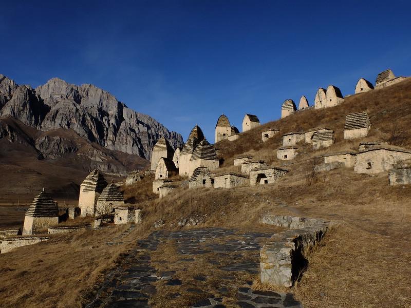 Даргавс и Джейрах. Северная Осетия и Ингушетия
