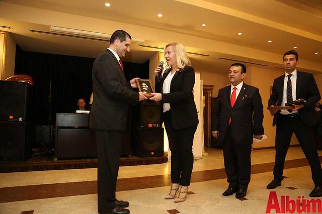 ALTAV, Azerbaycan'ın başkenti Bakü'de düzenlenen 'AITF Fuarı'na katılarak, Alanya'nın tanıtım çalışmalarını sürdürdü-2