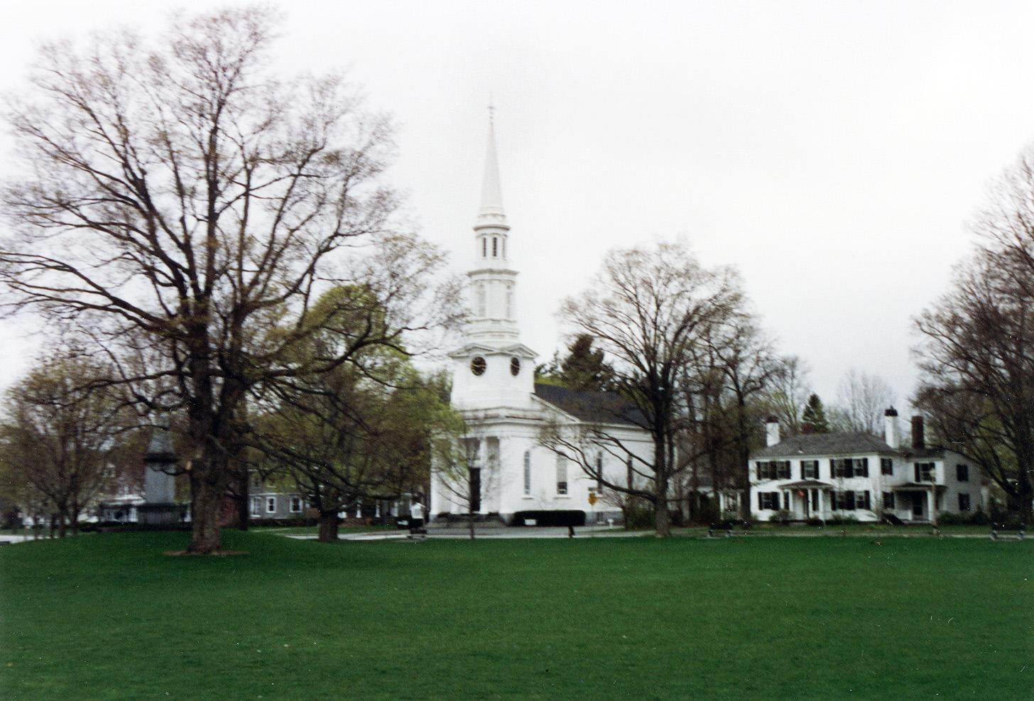 Lexington Green, Lexington, Massachusetts