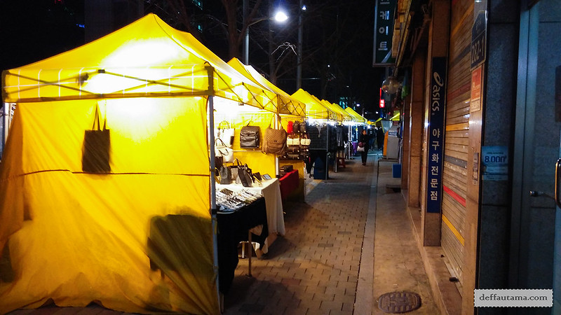 Dongdaemun Night Market - Market